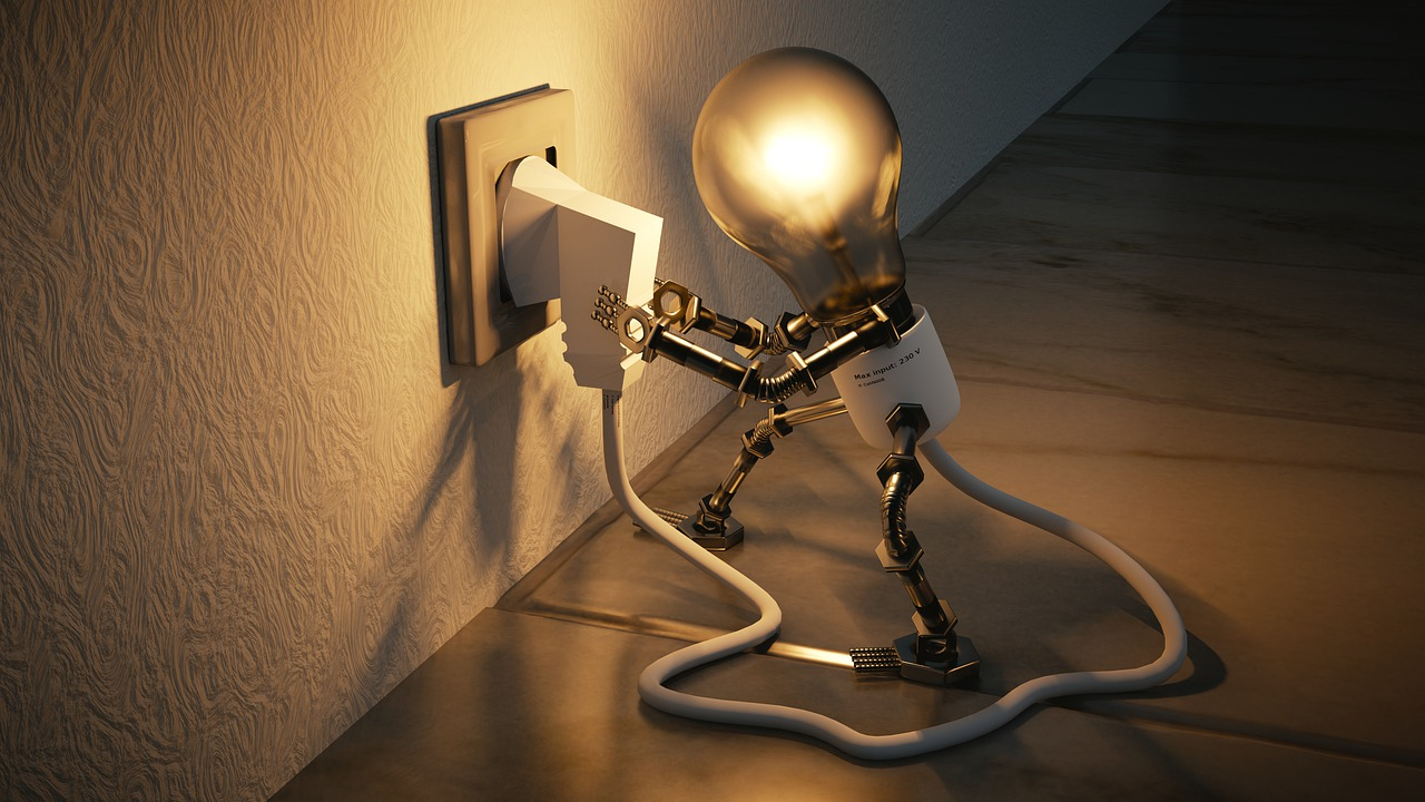 電気が止まった! 復旧までどれくらい?   渡る世間はお金ばかり