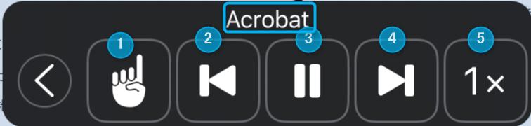 コントローラー(Acrobat)